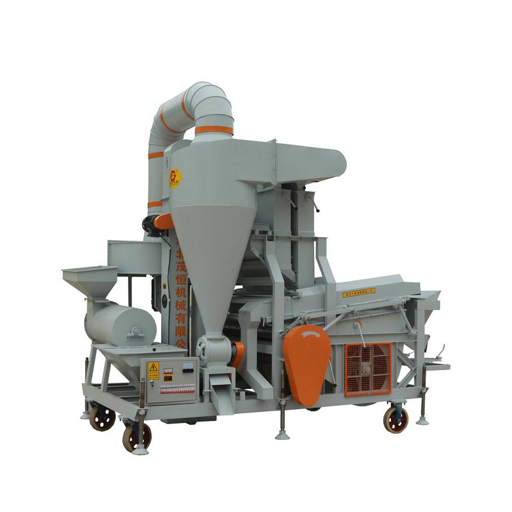 Sesame Cleaner Machine With Sheller Featured Image
