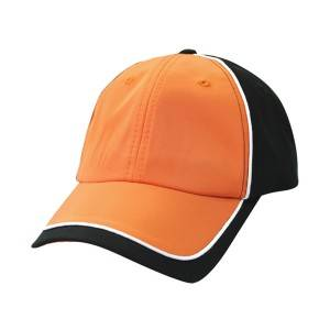 571: 6面板帽,聚酯帽