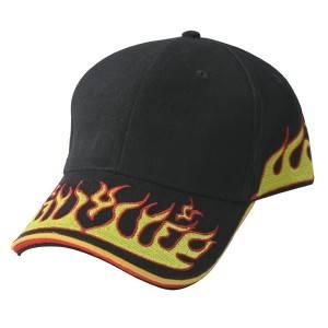 328:刺绣镶板帽,世界杯帽