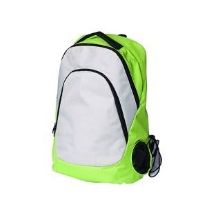 B0009:BACKPACK , 600D KNAPSACK