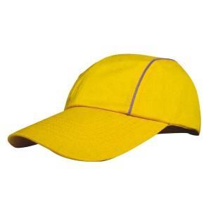342: 4面板棉帽,反光管帽