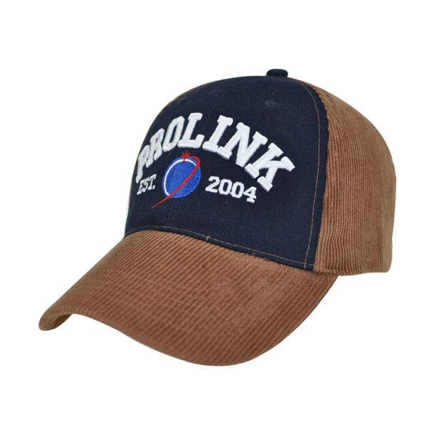010001: corduroy cap,embroidery cap,6 panel cap,fashion cap Featured Image