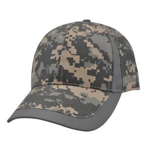 080006:military style caps, 6panel cap