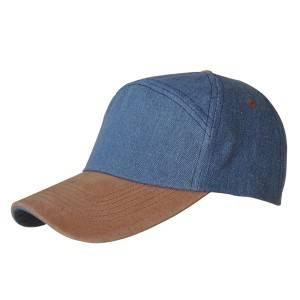 209:牛仔裤7嵌板棒球帽