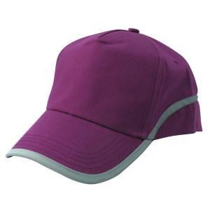 341: 5板棉帽,边峰帽