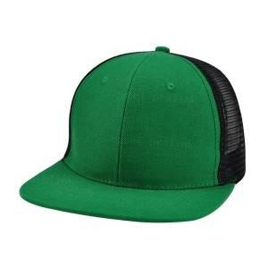 060022:平峰带网格帽