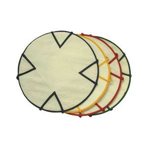 636: bread basket, round bread basket,cotton twill bread basket