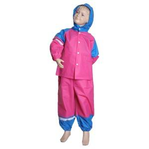 R3622:suit raincoat, children raincoat