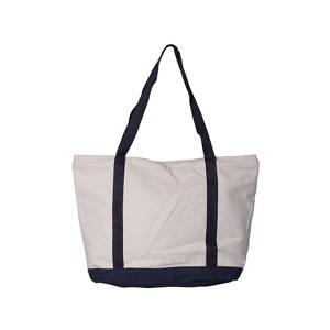 B0048: canvas bag, hand bag