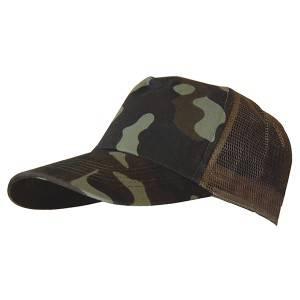 4508:迷彩帽,网眼帽