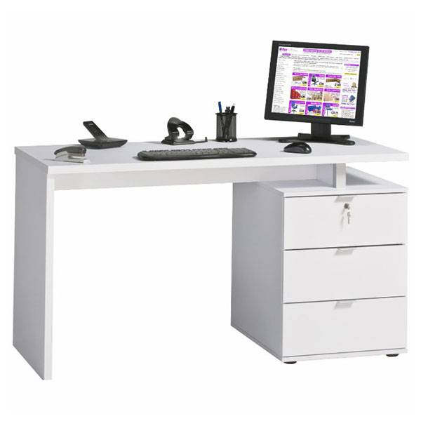 Modern contemporary computer desk for home office Featured Image