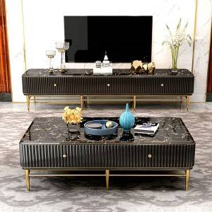 YF-H-907 leather living room sets