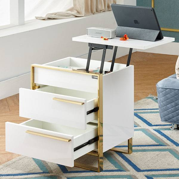 YF-H-203-2 lift up top multifunction sidetable Featured Image