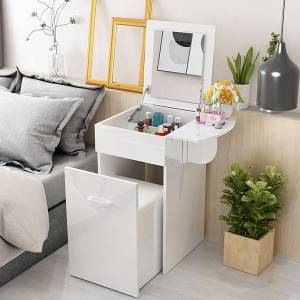 Small apartment Mini dressing table