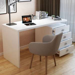 Modern contemporary computer desk for home office