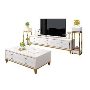 YF-H-700 glossy finish and clean-lined design tv stand