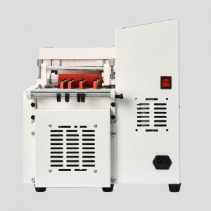 HC-100 Plastic tube pipe cutting machine