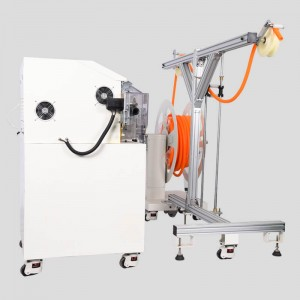 HC-605 high speed corrugated tube cutting machine