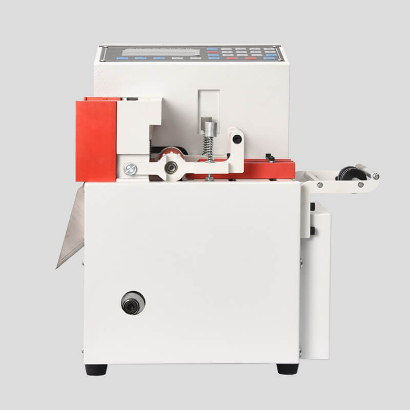 HC-100 Plastic tube pipe cutting machine Featured Image