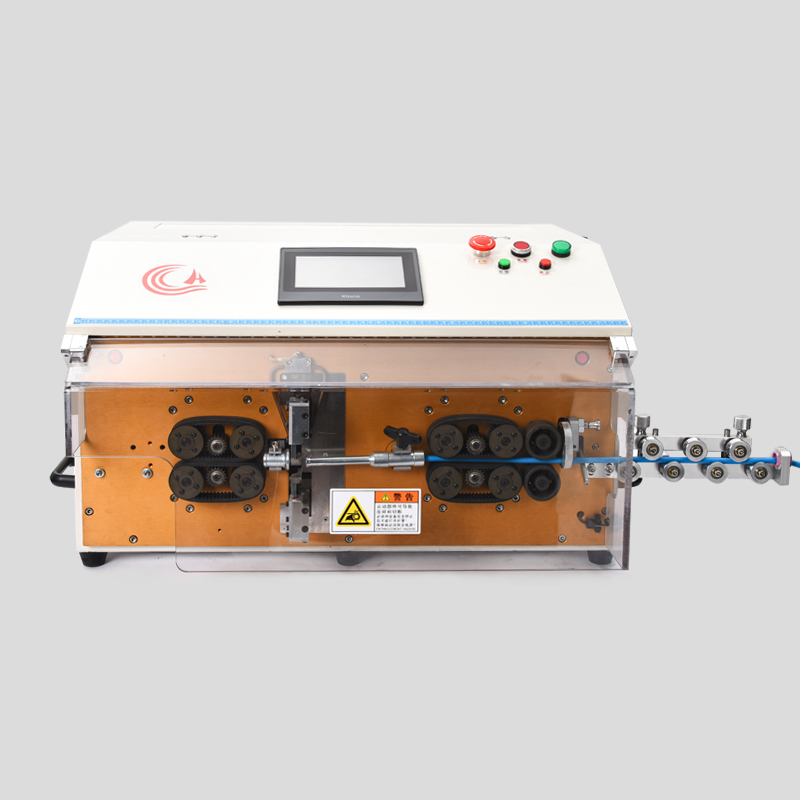 HC-608F3 Jacket wire stripping machine