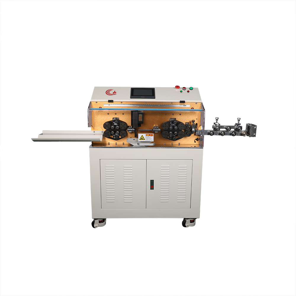 HC-608L Computer stripping machine for large cables