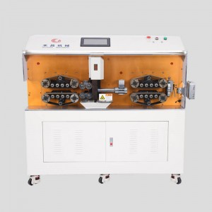 HC-608EX large cable cutting and stripping machine(240mm2)