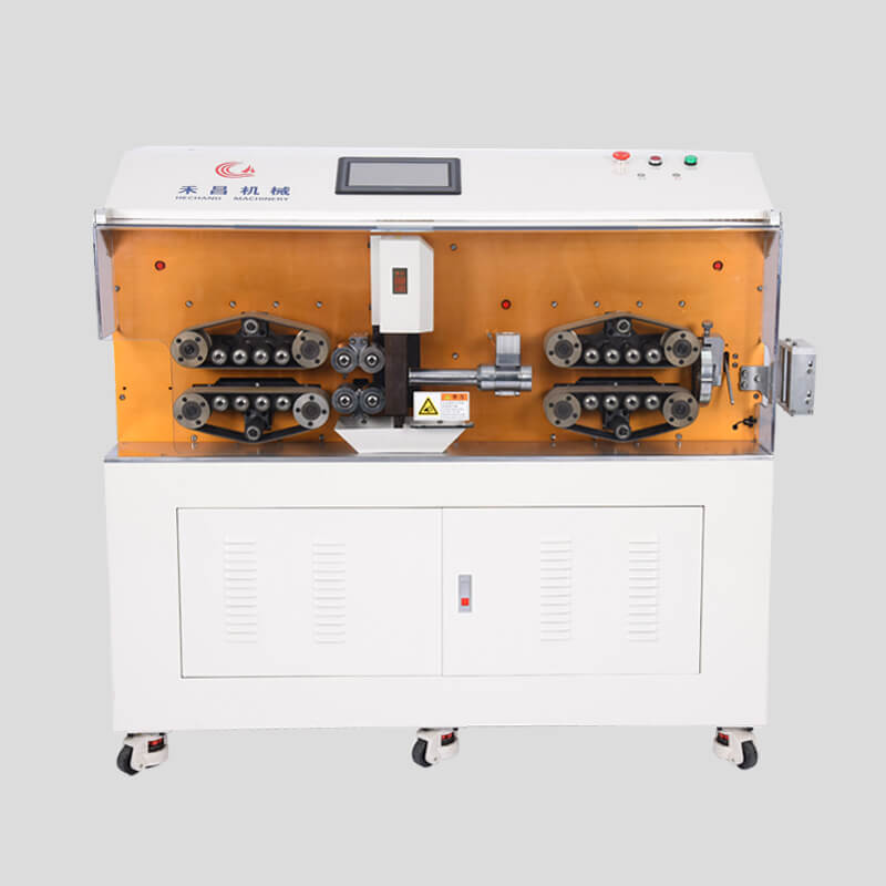 HC-608EX large cable cutting and stripping machine(240mm2) Featured Image