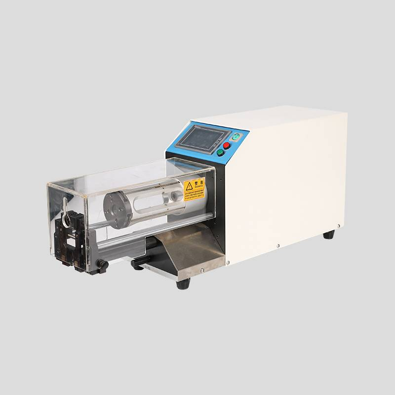 coaxial cable rotating cutting machine(HC-4606,8015,8022,8030) Featured Image