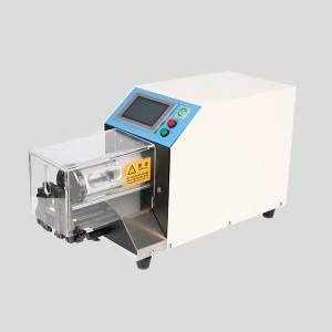 coaxial cable rotating cutting machine(HC-4606,8015,8022,8030)