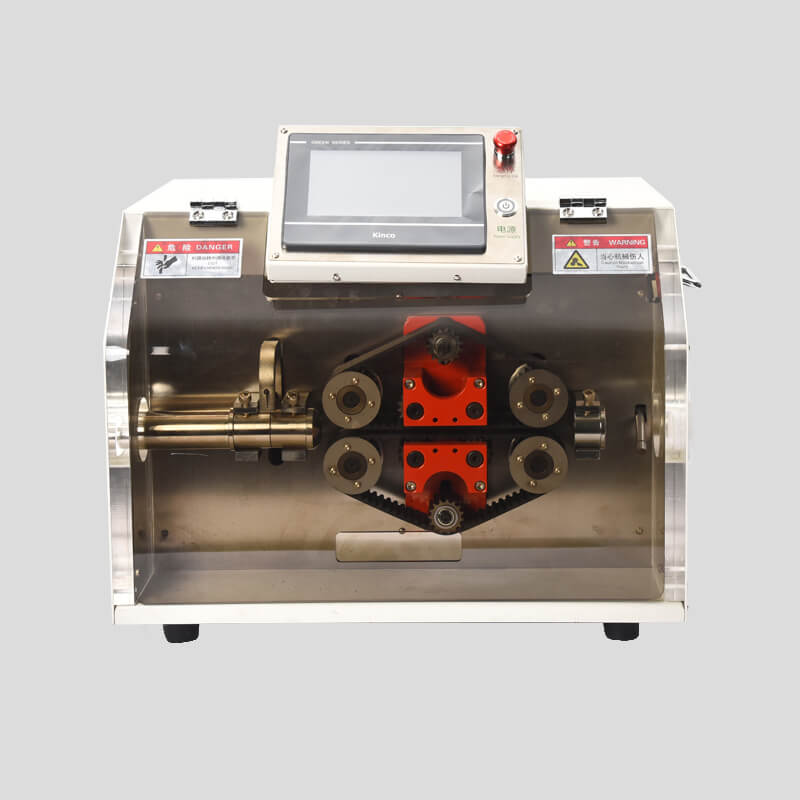 HC-602 corrugated pipe cutting machine Featured Image