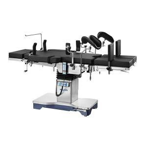 TDY-1 China Electric Medical Operating Table Price for Hospital