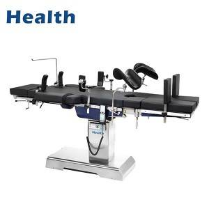 Discount Price Ophthalmic Operating Table - TDY-Y-2 Hospital Surgical Equipment Electro-Hydraulic Operating Table – Wanyu