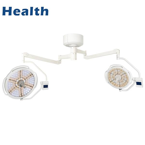 LEDD500/700 Ceiling LED Double Head Hospital Medical Light with CE Certificates Featured Image