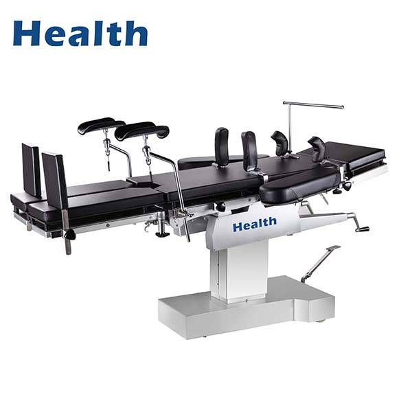 TY Stainless Steel Manual Hydraulic Surgery Table for Operation Room Featured Image