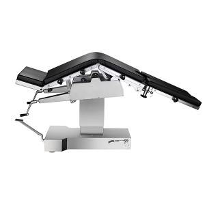 TY Stainless Steel Manual Hydraulic Surgery Table for Operation Room