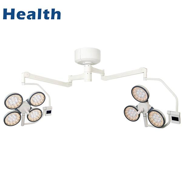 LEDD730740 Ceiling LED Dual Head Medical Surgical Light with high lightning Intensity Featured Image