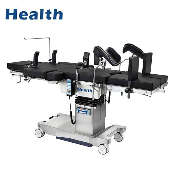 TDY-2 Stainless Steel Mobile Electric Medical Operating Table for General Surgery Featured Image