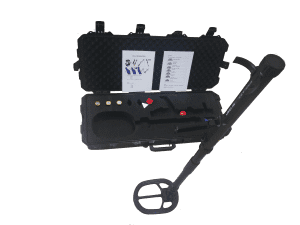High Sensitivity Deep Mine Detector