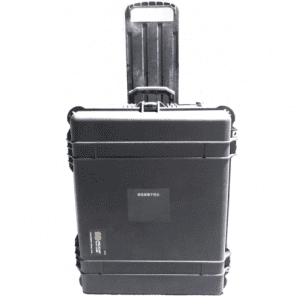 Portable Wide-Band Wireless Frequency Jammer