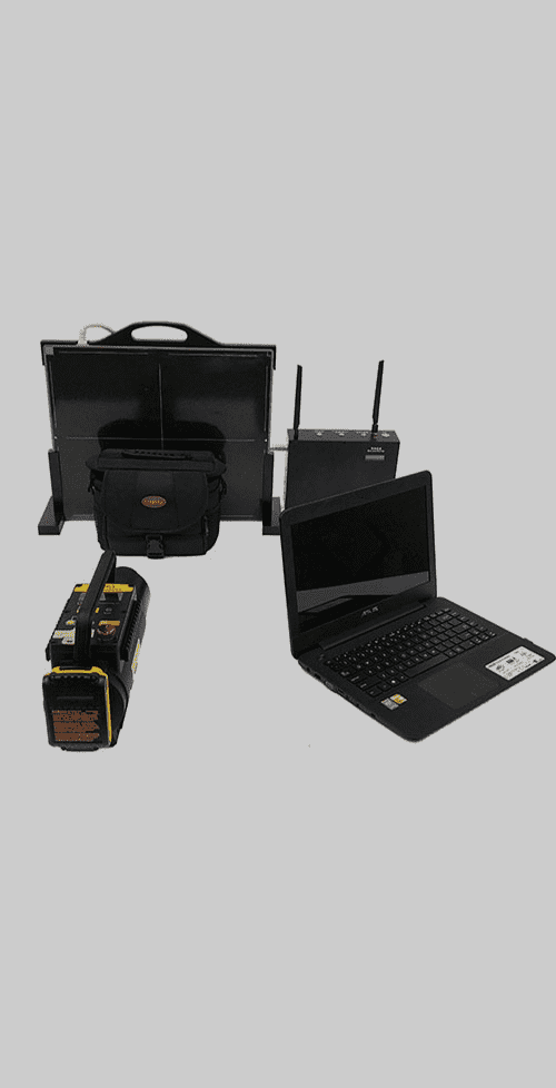 Portable X-ray Scanning System