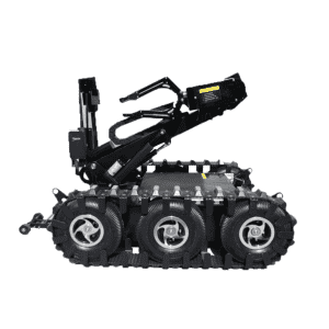 Military Intelligent Explosive Disposal Remote EOD Robot