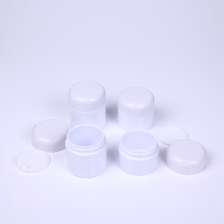 30g/50g White Thick Wall PET Jar