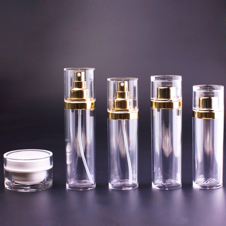 15/30/50ml serum acrylic bottle, body lotion bottle cosmetic packaging jar and bottle for skin care