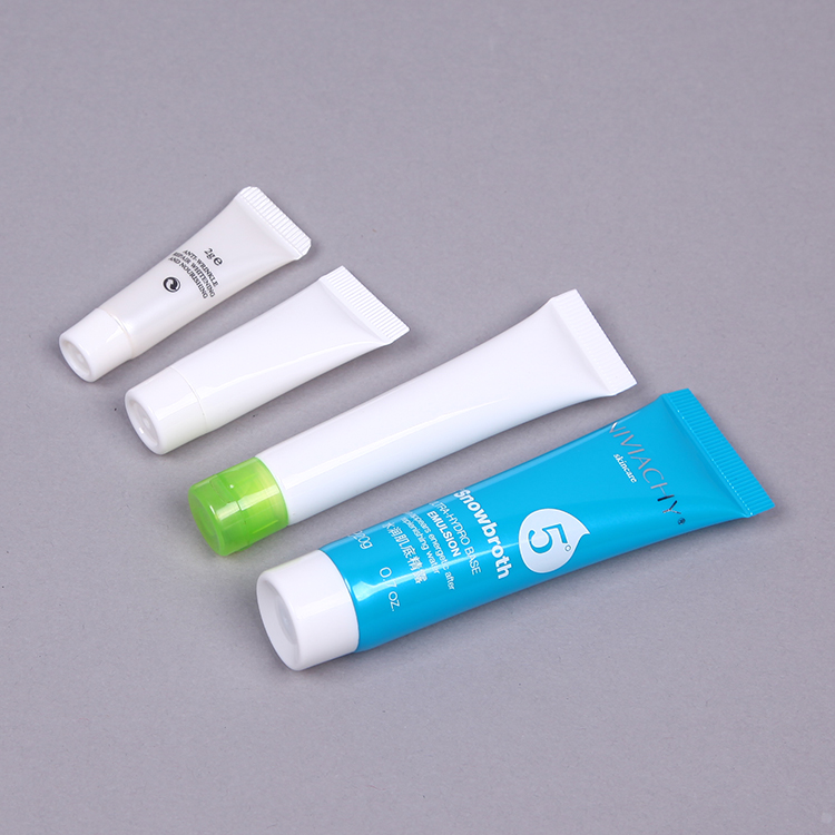 D13mm D16mm D19mm 2ml 5ml 20ml cosmetic sample tube