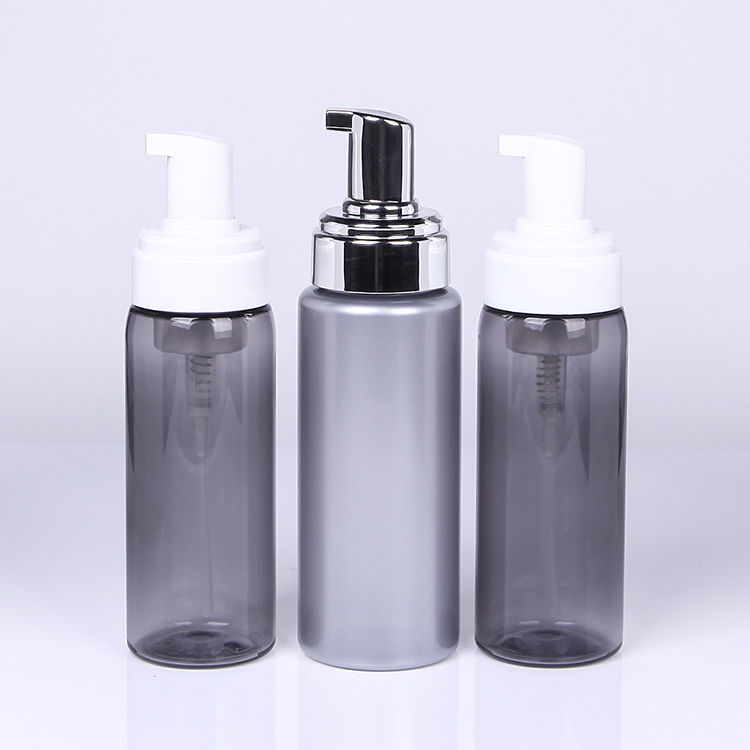 250ml 200ml foaming soap pump bottle, soap foam pump bottle