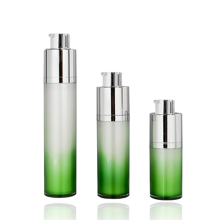 10ml 15ml 30ml 50ml serum bottle with pump
