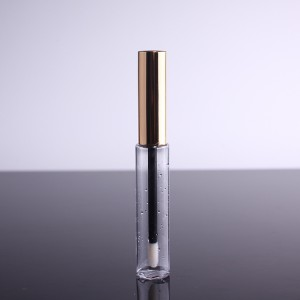 High Transparent 8ml lip gloss tube packaging in stock