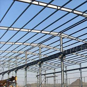 Important points for steel structure workshop design