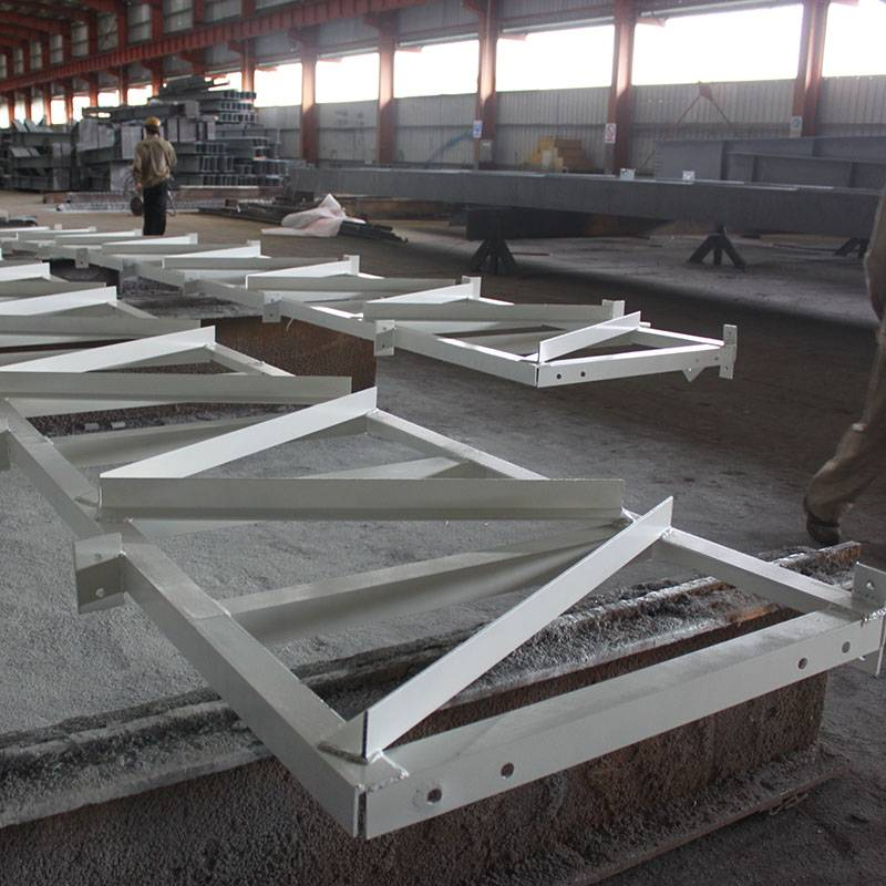 Truss welded by angle Featured Image