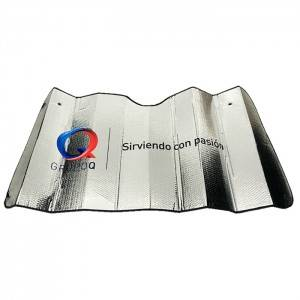 AM-0014 Custom Promotional Auto Sunshades